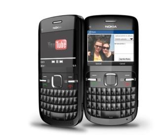 Điện Thoại Nokia C3-00 Chính Hãng - Bàn Phím QWERTY 24 Phím - Ship Toàn Quốc thumbnail