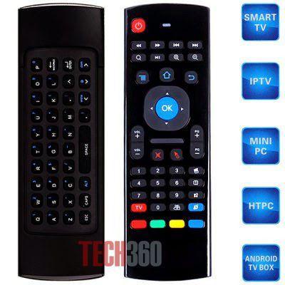 Bảng giá Chuột bay Air Mouse kiêm Remote tích hợp giọng nói - Hàng nhập khẩu