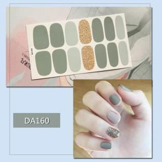 Sticker dán trang trí móng tay họa tiết dễ thương mã DA141 - DA160 thumbnail