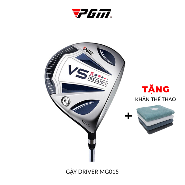 GẬY DRIVER ĐẦU TITAN MG015