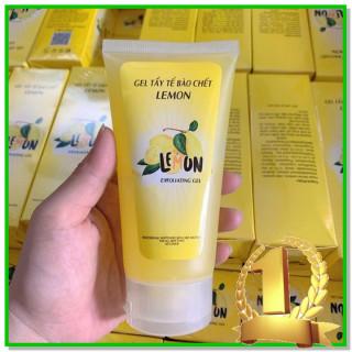 Tẩy tế bào chết Lemon 200g giúp da sạch nhờn sạch da sậm tái tạo da tốt thumbnail
