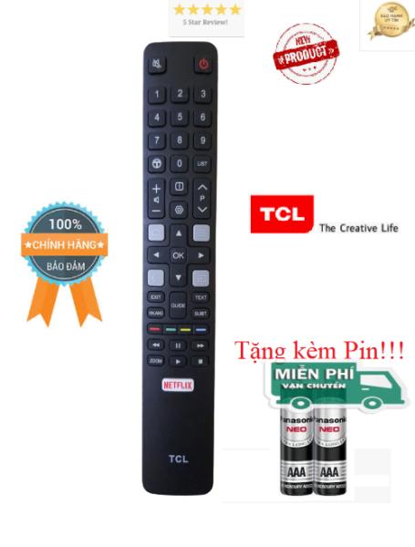 Bảng giá Điều khiển tivi TCL- Hàng chính hãng 100% Tặng kèm pin các dòng CRT LCD LED Smart TV- ALEX - TẶNG KÈM PIN