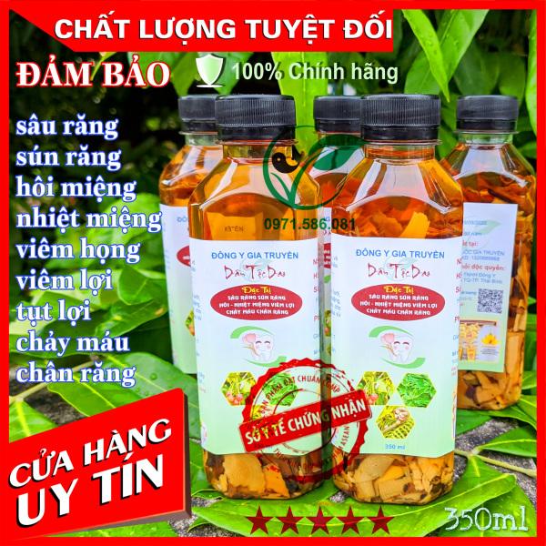 Trị Hôi Miệng, Nhiệt Miệng, Sâu Răng, Viêm Lợi, Chảy Máu Chân Răng Gia Truyền 100% Thảo Dược. nhập khẩu