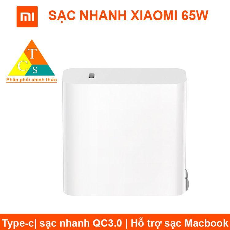 Cốc sạc USB-C đa năng Xiaomi 65w (cho máy tính)