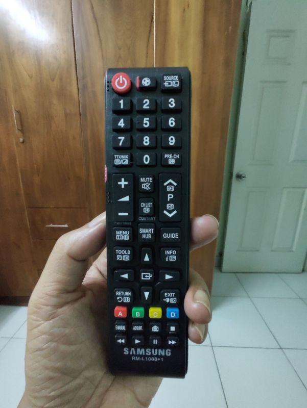 Remote điều khiển SAMSUNG RM-L1088+1 chính hãng