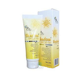 Gel chống nắng Fixderma Shadow SPF 30+ Gel (75g) thumbnail