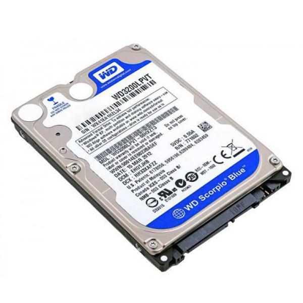 Bảng giá Ổ cứng HDD SATA laptop 160GB 250GB 320GB 500GB - SD109 SD110 SD111 SD112 Phong Vũ