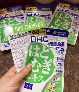 Viên uống trắng da DHC Nhật Bản thumbnail