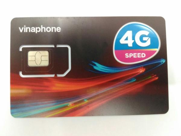 Sim Vina gói D60G miễn phí vào mạng 9 tháng 2GB/ngày, 1500 phút nội mạng và 50 phút ngoại mạng/tháng