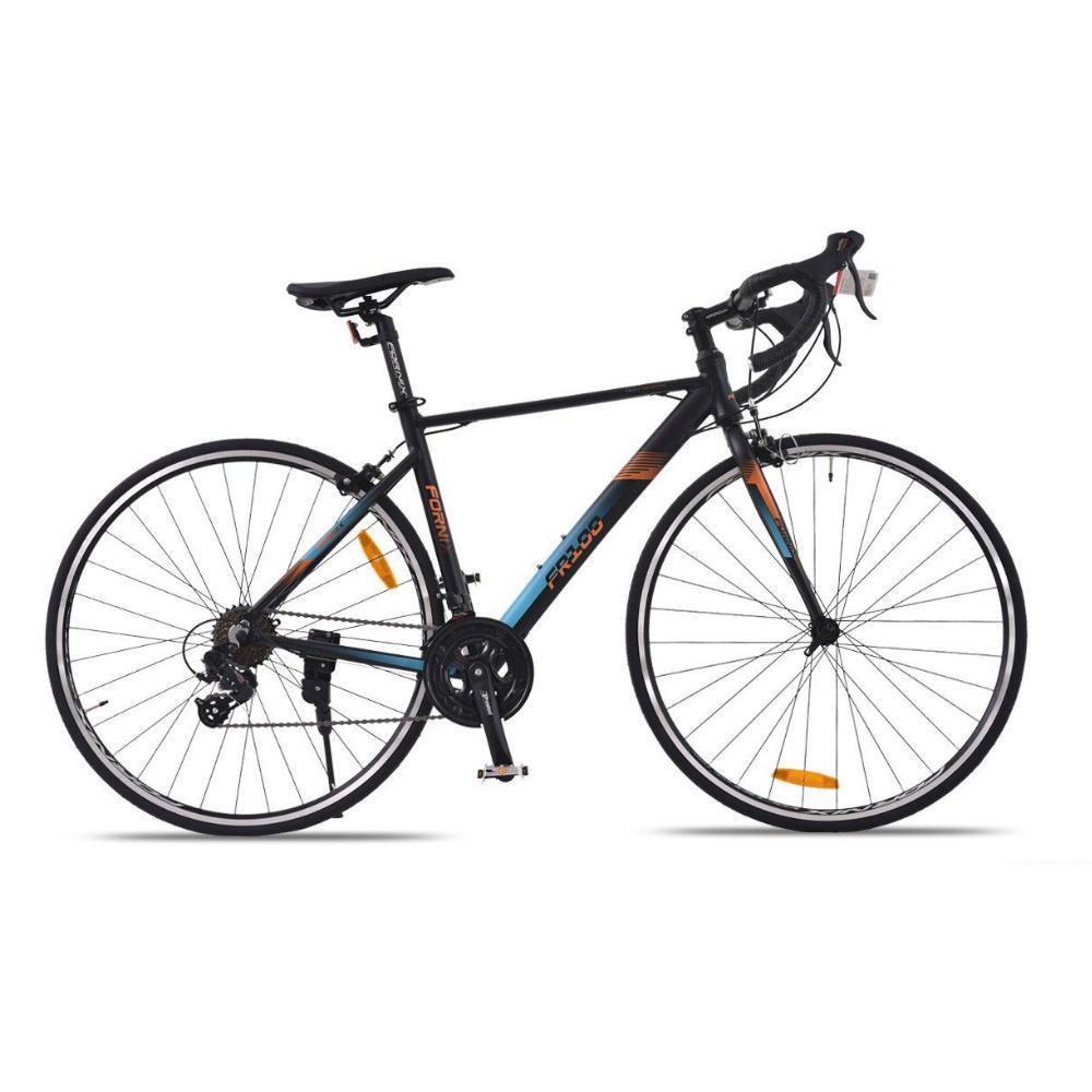 Mua Xe đạp đường trường đua FR100 màu xanh dương đen