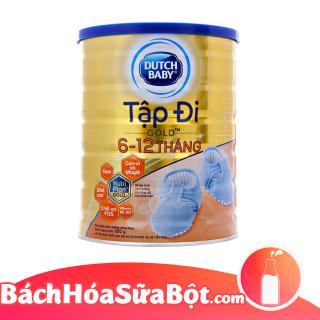 Sữa bột Dutch Baby Gold Tập đi 900g thumbnail