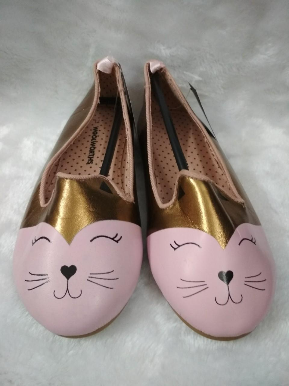 Giầy búp bê công chúa mèo xuất EU