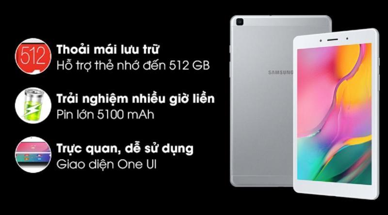 Máy tính bảng Samsung Tab A8 T295