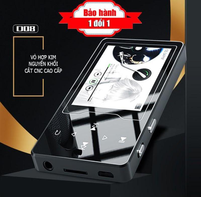 Máy nghe nhạc MP4 màn hình HD 2.4 inches Ruizu D08 - Máy nghe nhạc Lossless chất lượng cao - máy nghe nhạc giá rẻ