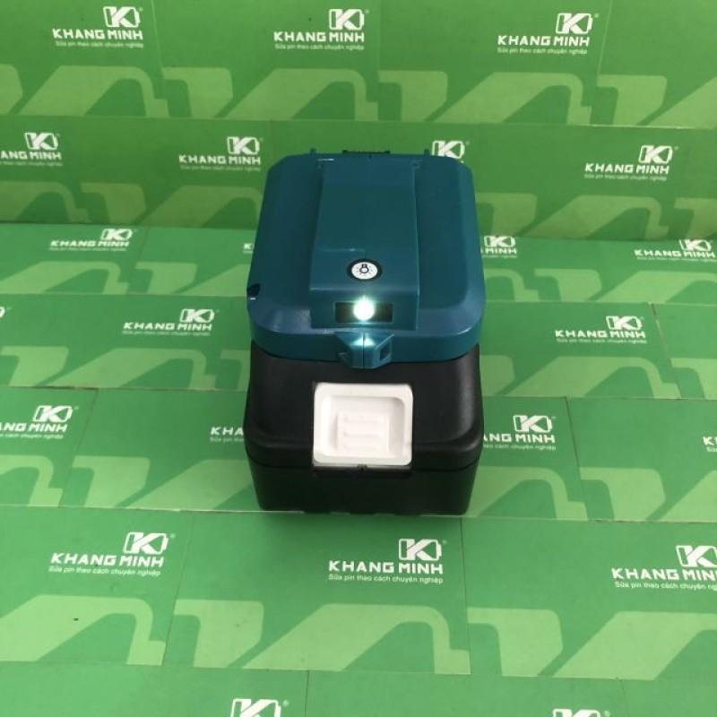 Bảng giá Adaptor Makita 14 4V   18V  ngõ ra USB 5V 2 1A  có đèn Led Phong Vũ