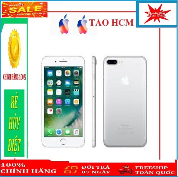 Điện thoại iphone7 64GB QUỐC TẾ Fullbox Chơi PUBG/Free Fire mướt