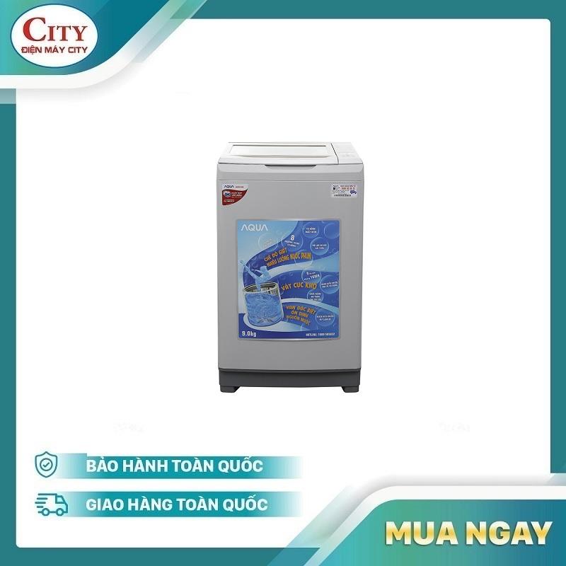 Bảng giá Máy giặt Aqua 9 kg AQW-S90AT Điện máy Pico