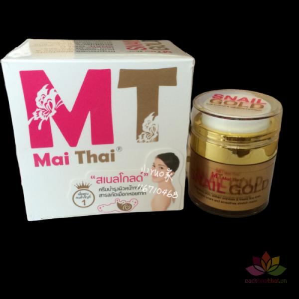 Kem ốc sên MT Mai Thai Snail Gold giá rẻ