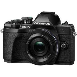 Máy ảnh Olympus OMD E-M10 Mark III kit 14-42mm - Hàng chính hãng thumbnail