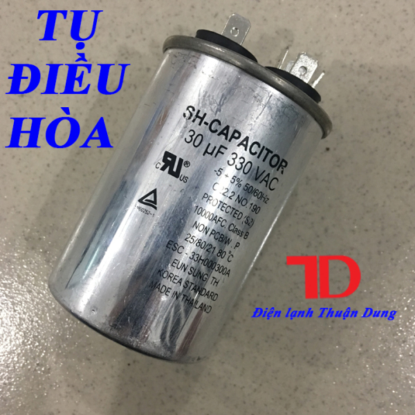 Tụ điều hòa CAPA Thái 30 UF