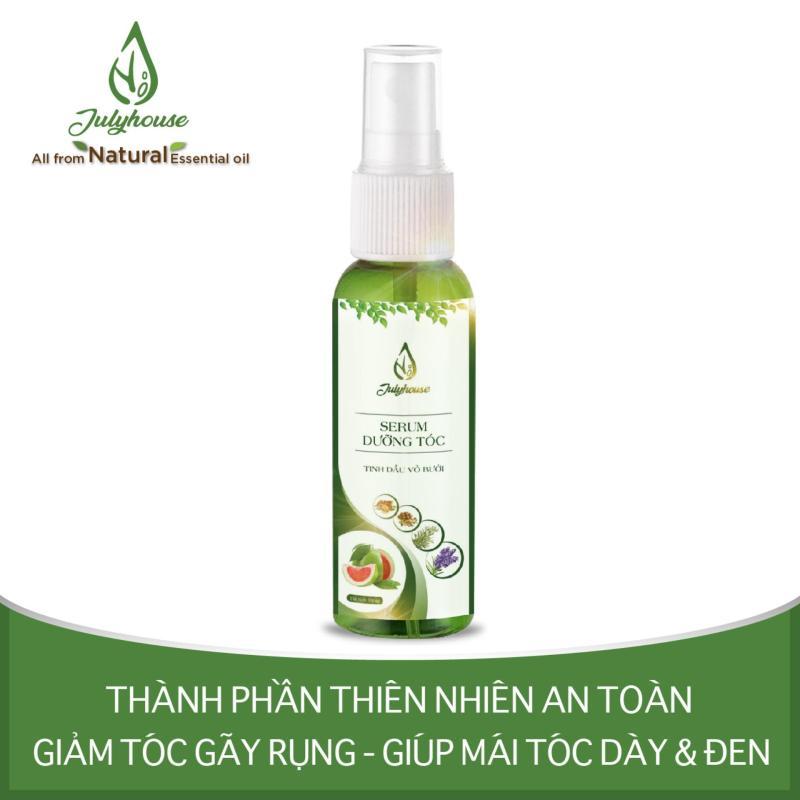 Serum dưỡng tóc tinh dầu Vỏ Bưởi 38ml JULYHOUSE cao cấp
