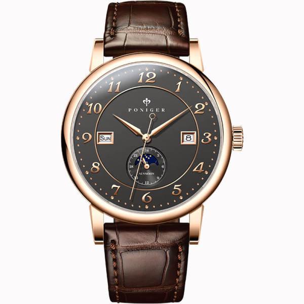 Đồng hồ nam chính hãng Poniger P9.15-2