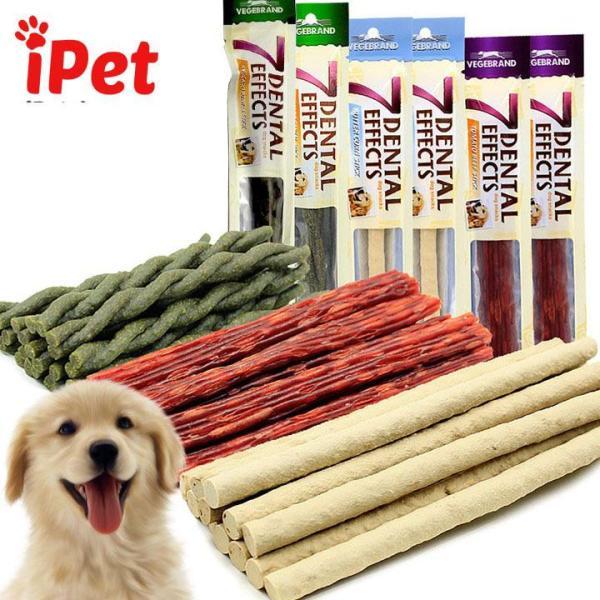 Xương Gặm Dinh Dưỡng Cho Chó Sạch Răng 7 Dental Effects - iPet Shop
