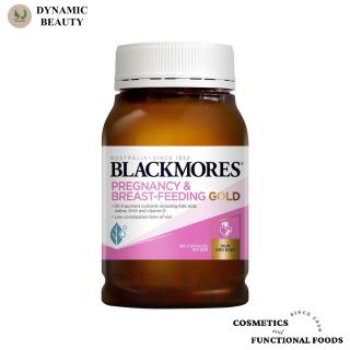 Viên uống Blackmores pregnancy and breast feeding gold 180 viên - vitamin tổng hợp cho bà bầu Blackmores của Úc thumbnail