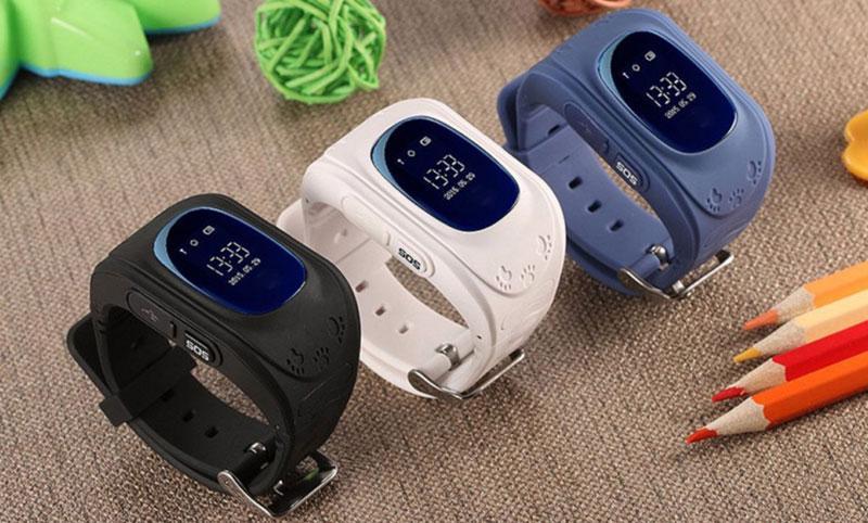 Giá Đồng hồ thông minh cao cấp định vị gọi điện theo dõi kiểm tra sức khỏe trẻ em GPS Q50