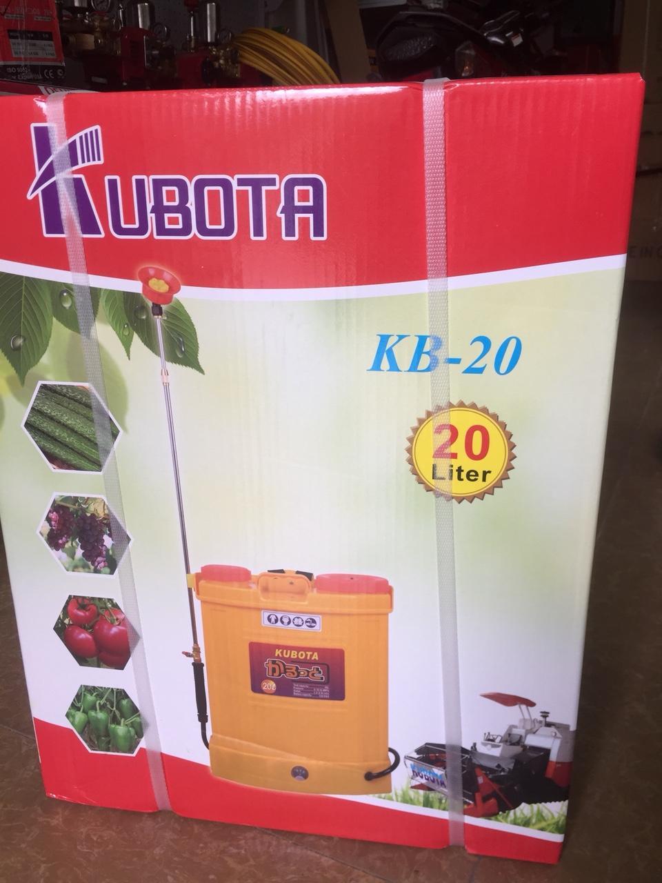 Bình xịt điện kobuta KB-20