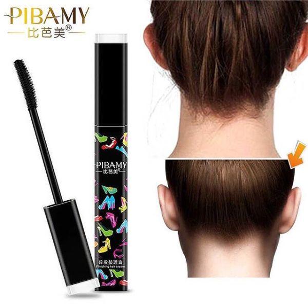 Mascara chải tóc Pibamy, Dụng cụ chải tóc con giúp tóc trông gọn gàng và xinh đẹp hơn