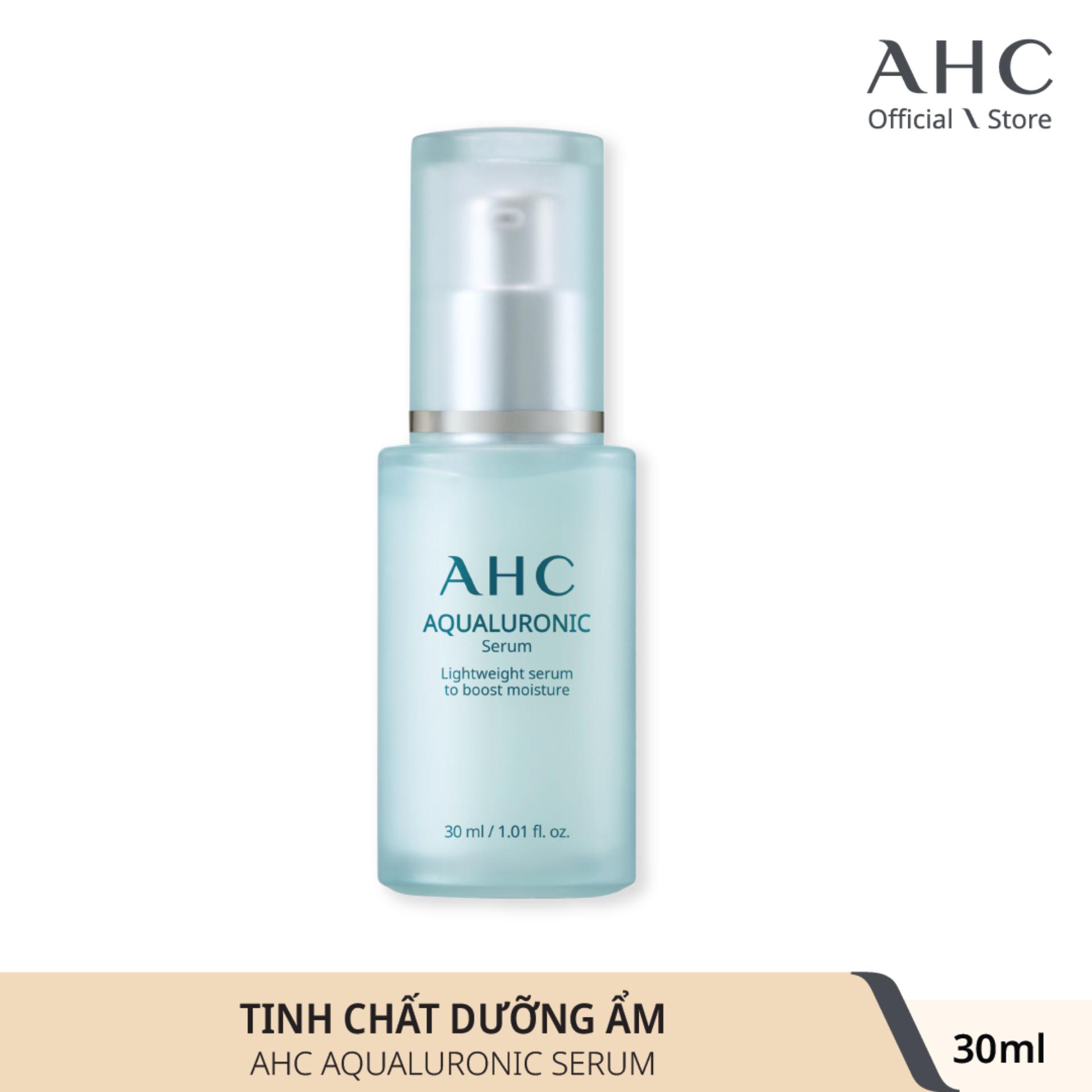 Tinh Chất Dưỡng Ẩm AHC Aqualuronic Serum 30ml