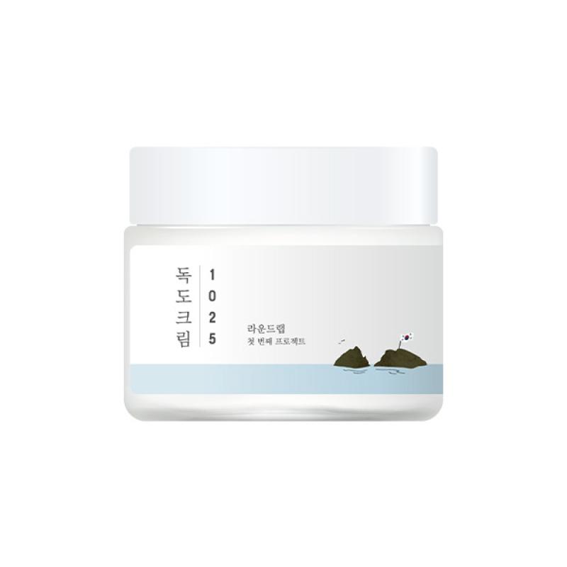 Kem dưỡng cấp ẩm làm dịu ROUNDLAB 1025 Dokdo Cream