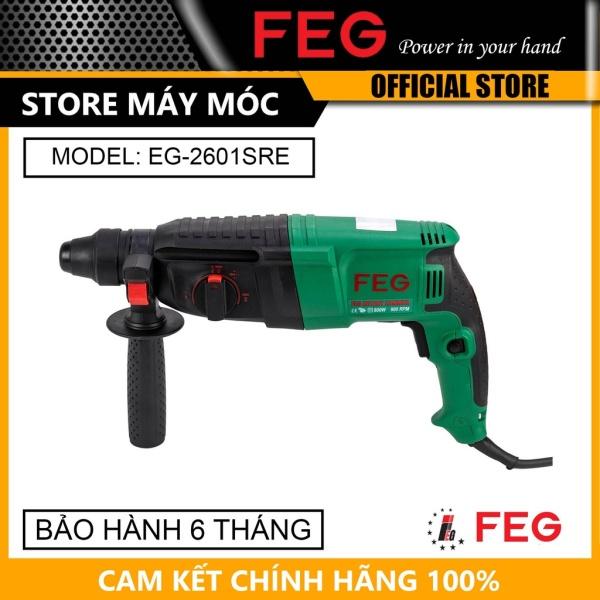 Khoan bê tông 14mm FEG EG-2601SRE - Hàng chính hãng