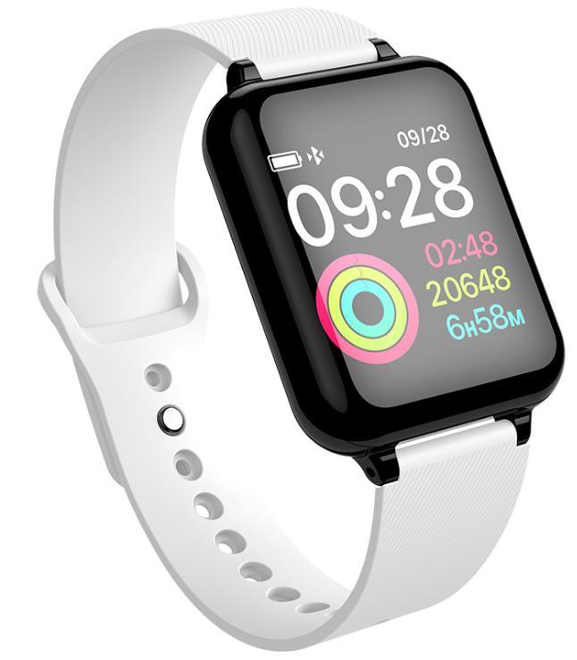 Đồng hồ thông minh theo dõi sức khỏe đo nhịp tim, huyết áp Helen Natural nhập khẩu