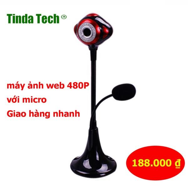 Bảng giá Trong Kho, 480P PC Webcam USB Điều Khiển-Miễn Phí Camera Web Với Microphone Cho Laptop Máy Tính Trực Tuyến Lớp Phong Vũ