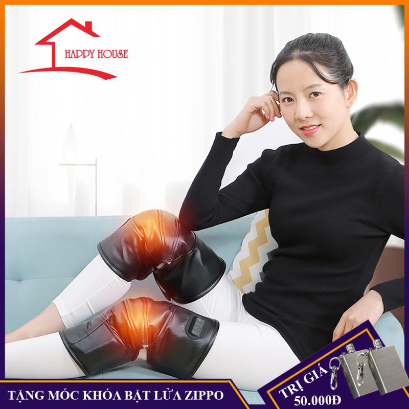 Máy massage đầu gối, đai massage giữ ấm giảm đau khớp gối, phương pháp vật lý trị liệu hiệu quả cho bênh xương khớp, tặng kèm sạc dự phòng, sản phẩm bảo hành chính hãng 2 năm, lỗi đổi mới trong 7 ngày đầu