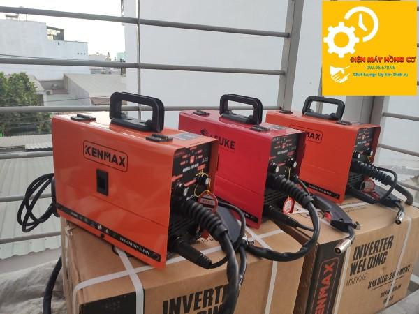 Máy hàn MIG Mini Kenmax 200 cuộn dây 1kg