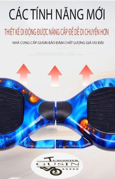Mua [HCM]xe điện tự cân bằng 10inch / Chính Hãng GuSin / Có video test xe / Loa Bluetooth2.0