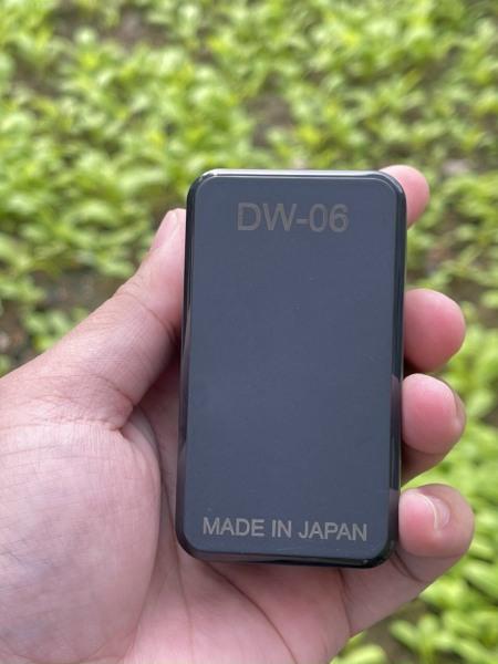 Định Vị Dw06 Made In Japan, Pin sử dụng 30 ngày liên tục.