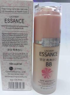 Kem Lót Trang Điểm Lacvert Essance BB Cream SPF 45 PA 50ml Việt Nam thumbnail