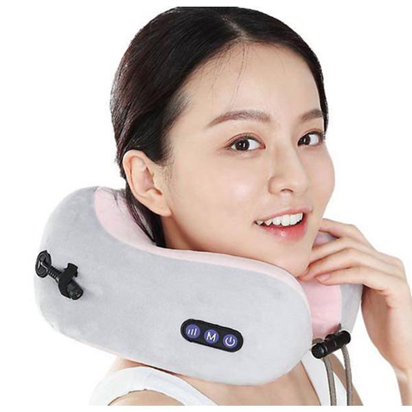 Gối massage cổ thư giãn DM-688
