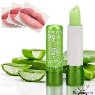 Son dưỡng môi Aloe Vera có màu giúp dưỡng ẩm , làm hồng môi thumbnail