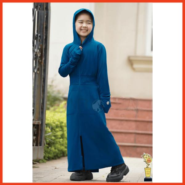 Giá bán Hàng Xuất Khẩu Áo Chống Nắng Cho Bé từ 10 đến 40 kg, MaMa & Kids vải mềm mịn, chống tia UV