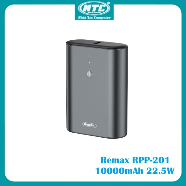 [HCM]Pin sạc dự phòng Remax RPP-182 10000mAh sạc nhanh QC3.0 max 22.5W Type-C PD 18W - Hãng phân phối chính thức - Nhất Tín Computer