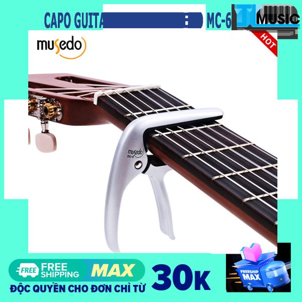 Capo guitar Classic Musedo MC-6 (MC6)