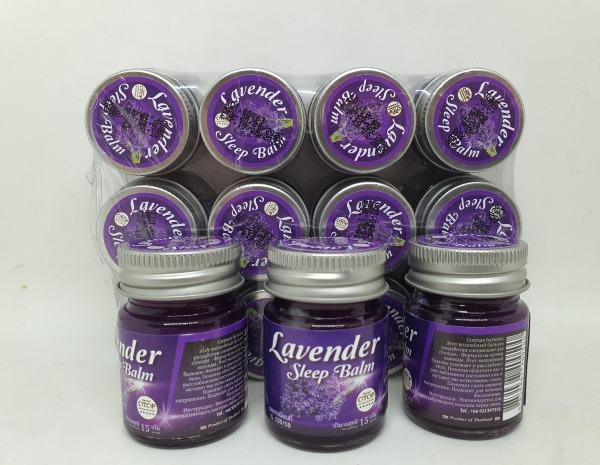 Cù là giúp ngủ ngon otop lavender sleep balm 15g nhập khẩu