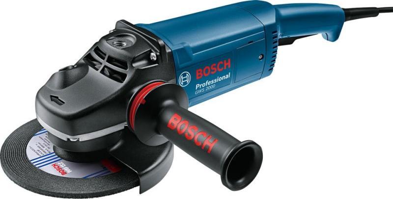 Máy mài góc lớn Bosch GWS 2000-180 + Quà tặng áo mưa