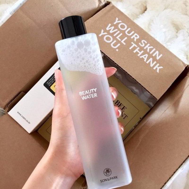 Toner Son&Park Beauty Water Size mini 60ml cao cấp