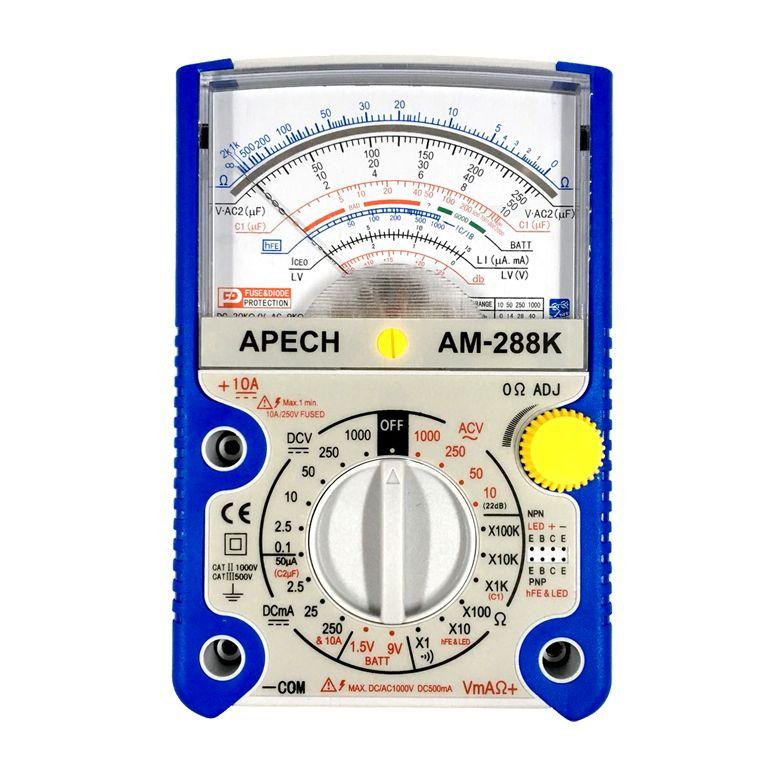 Đồng hồ vạn năng kim APECH AM-288K
